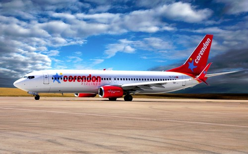 самолет Corendon Airlines